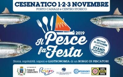 Il Pesce fa Festa 2019